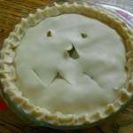 Scary pot pie