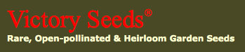 May I recommend Victory Seeds®?