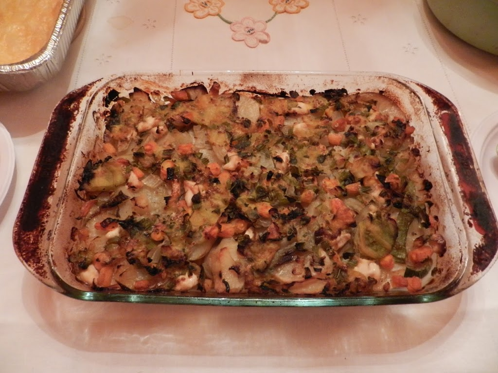 Recipe: Hollister Vegetable Casserole
