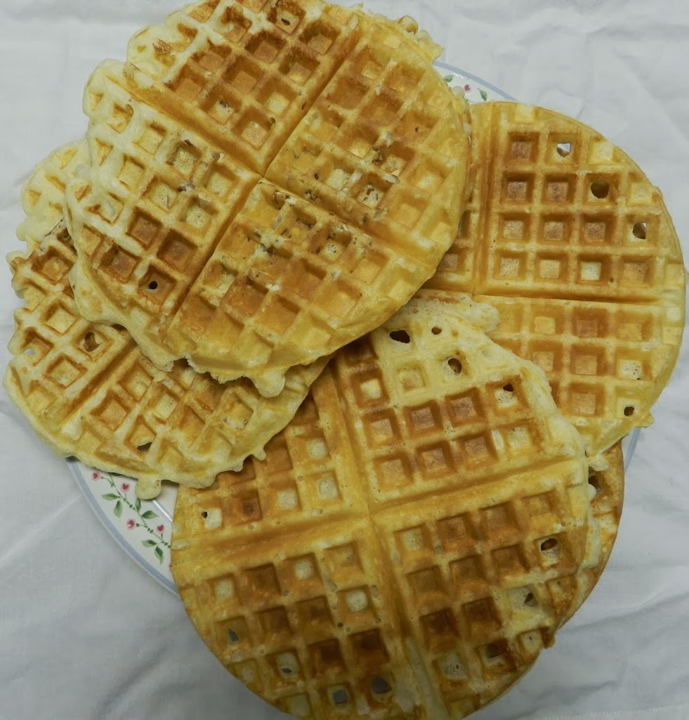 Recipe: Oh Boy Waffles