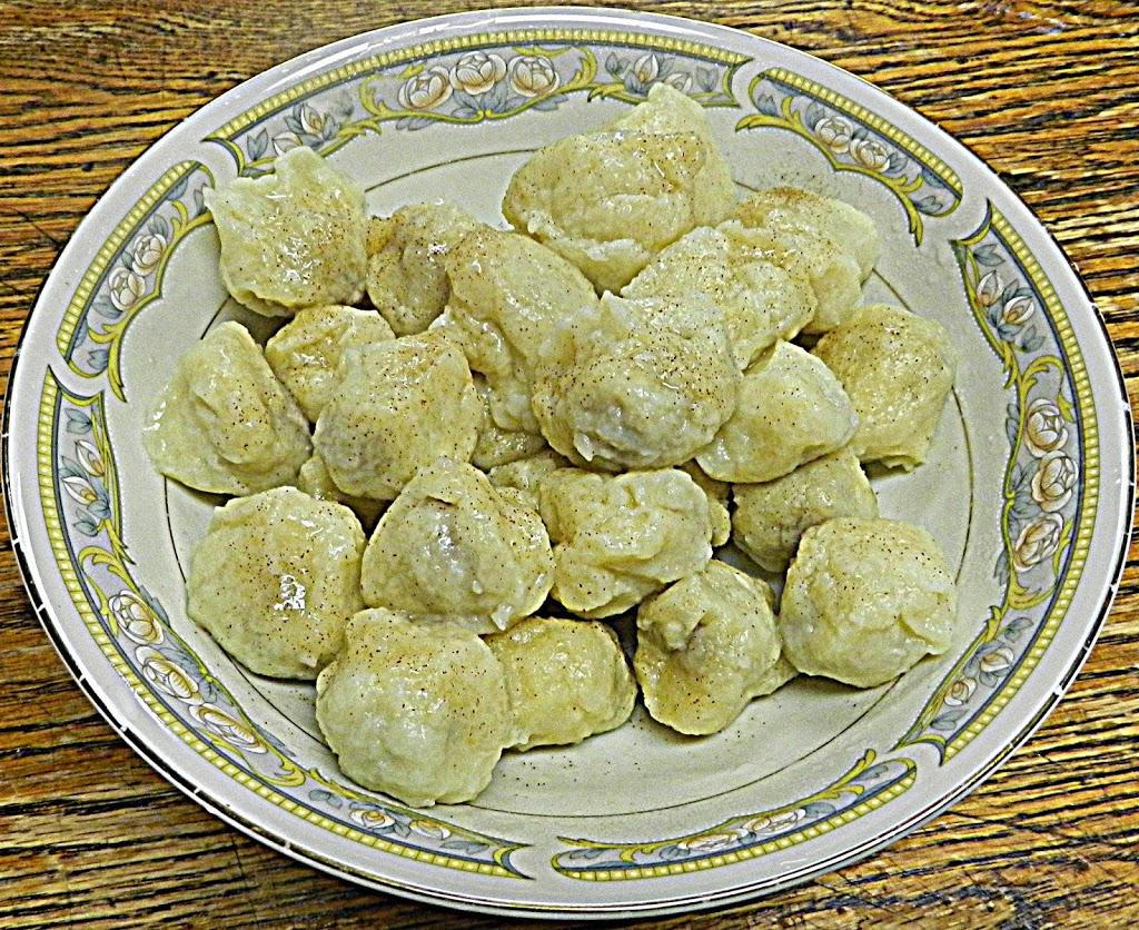 Recipe: Fruit Dumplings