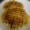 Recipe: Sweet Potato Waffles II (More Carbs for the Cold)