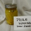 Recipe: Prizewinning Bread and Butter Pickles